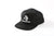 APE ULTIMATE ORIGINAL SNAPBACK - BLACK