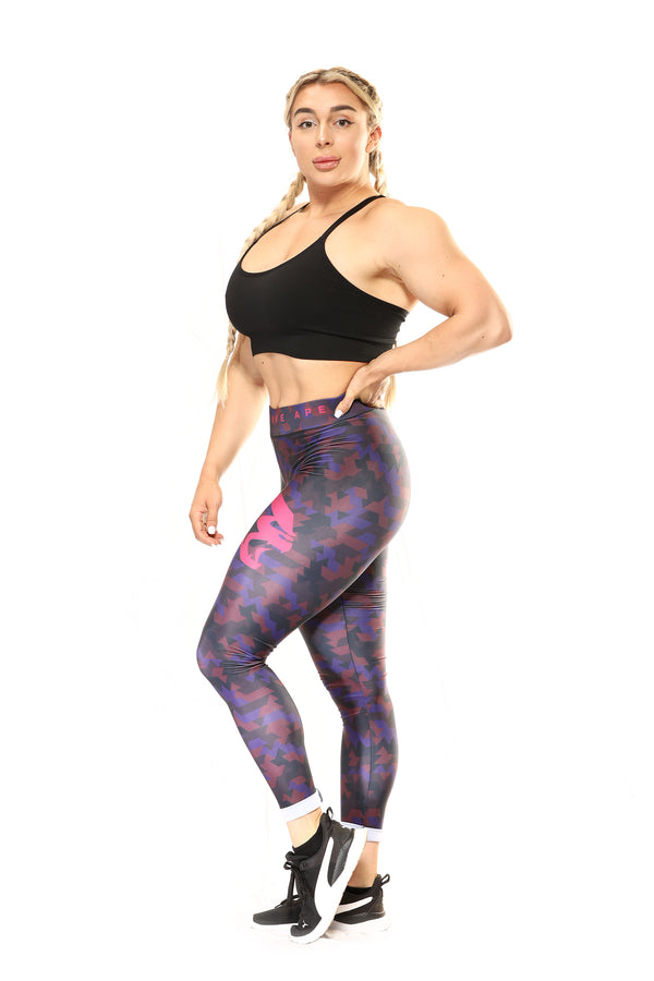 XPLOSIVEAPE CAPTION LEGGINGS