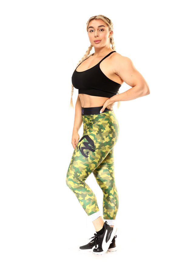 XPLOSIVEAPE CREED LEGGINGS