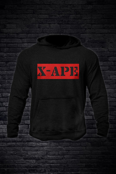 XAPE ELECTRIC PULLOVER - BLACK