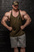 APE ULTIMATE VERTICAL STRINGER - OLIVE