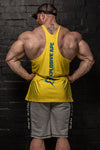APE ULTIMATE VERTICAL STRINGER - YELLOW