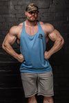 APE ULTIMATE VERTICAL STRINGER - LIGHT BLUE