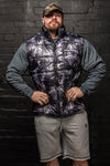APE ULTIMATE BODYWARMER - CAMO GREY