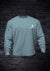 APE ULTIMATE SWEATSHIRT - AIR FORCE BLUE