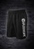 APE IMPACT SHORTS - BLACK