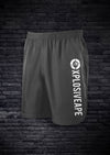 APE IMPACT SHORTS - GREY