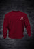 APE ULTIMATE SWEATSHIRT - BURGUNDY