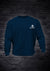 APE ULTIMATE SWEATSHIRT - NAVY