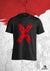 XAPE 'ORIGINS' TEE - BLACK/RED