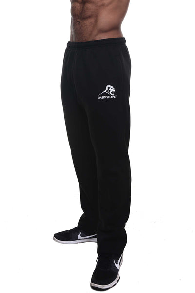 APE ULTIMATE JOGGERS - BLACK