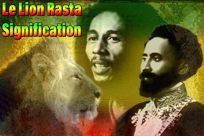 Couverture de l'article sur le Lion Rasta | Rasta-Lion