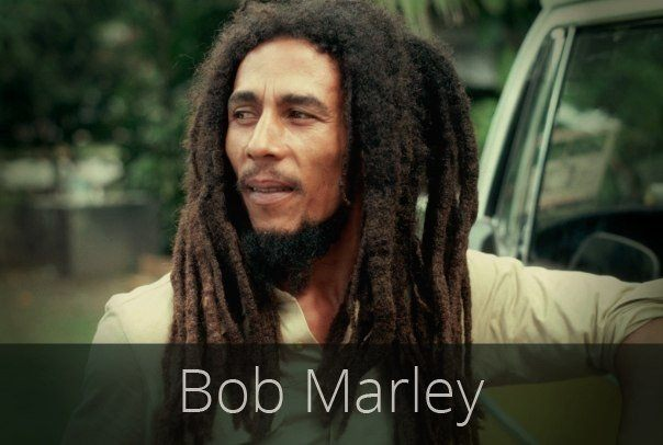 Tee-shirt photo originale de Bob Marley | Rasta-Lion