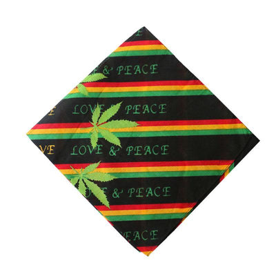 Bandana Rasta love & peace | Rasta-Lion