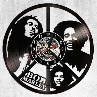 Horloge Bob Marley peace and love | Rasta-Lion