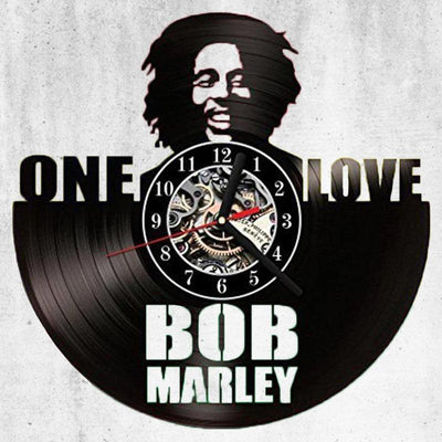 Horloge Bob Marley One love | Rasta-Lion