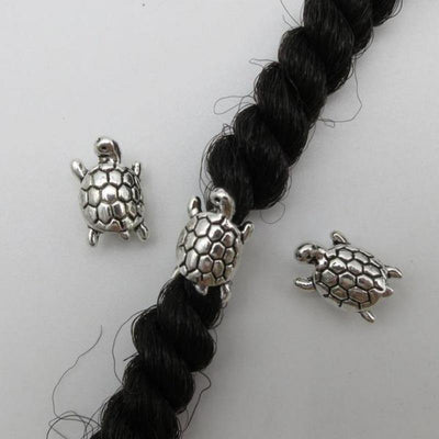 Perle Dreadlocks Tortue sur dreadlocks | Rasta Lion