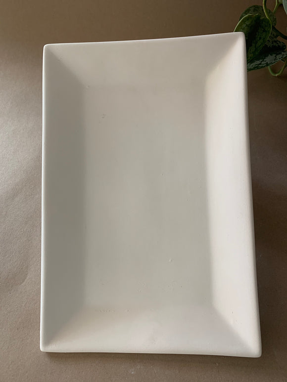 Rectangle Plate medium