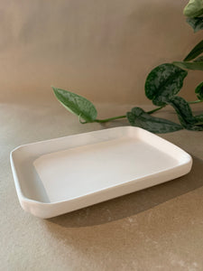 Butter dish base/ Rainbow tray