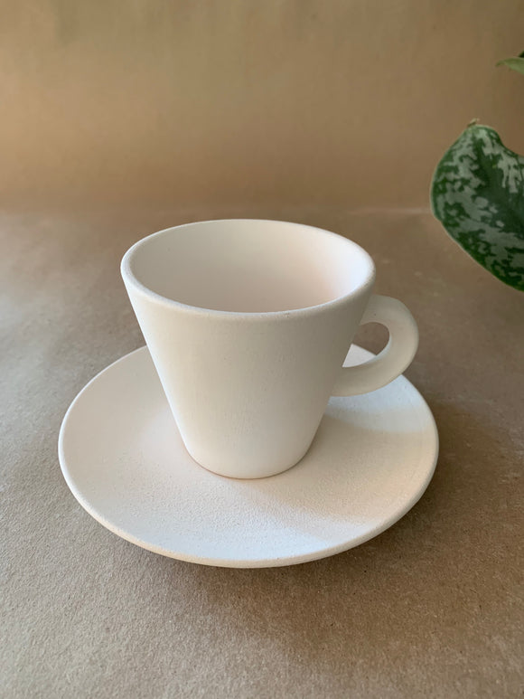 Espresso Mug and Saucer set