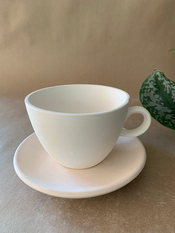 Tulip Mug and saucer Set