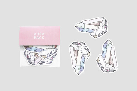 Aura Sticker Pack -  - Angst Child