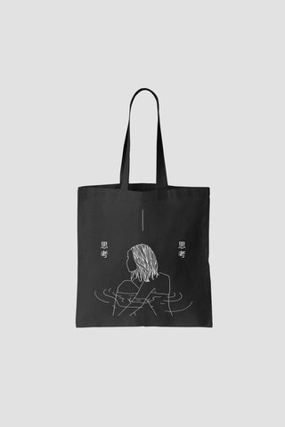 Bath in Good Thoughts tote -  - Angst Child