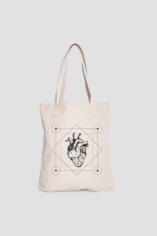 Heart attack tote -  - Angst Child