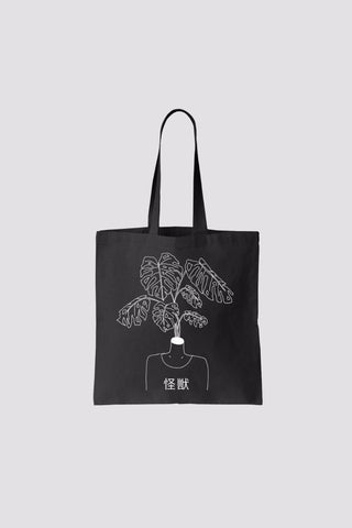 Monstera tote -  - Angst Child