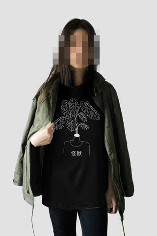 Monstera tee - Tshirt - Angst Child