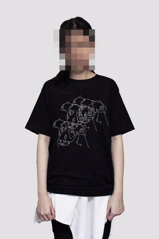 Adoptable tee - Tshirt - Angst Child