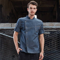 Denim Chef Shirt
