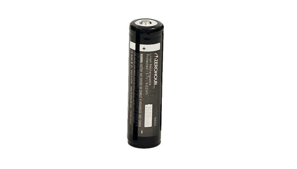 ZeroHour 2600mAh 18650 Battery (For XD or XR1)