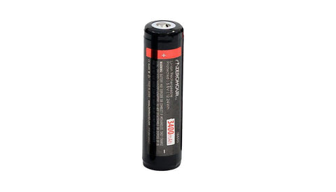 ZeroHour 3400mAh 18650 Battery