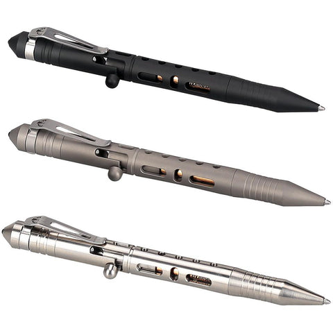 ZeroHour APEX Bolt Action: Tactical Pen + Hidden HEX Bit Tool
