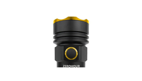 ZeroHour XD Cadmium Yellow Bezel Set