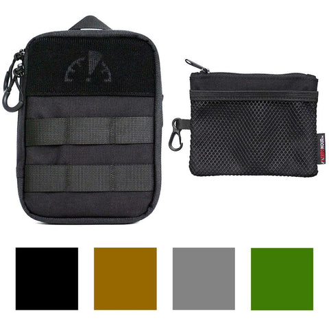 ZEROHOUR EDC Organizer with Center Divider Pouch