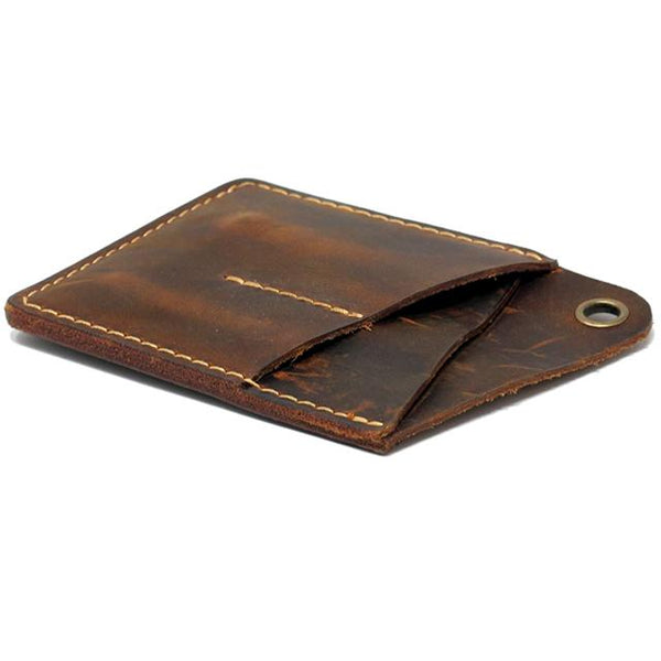 Leather EDC Wallet (PRE-ORDER)