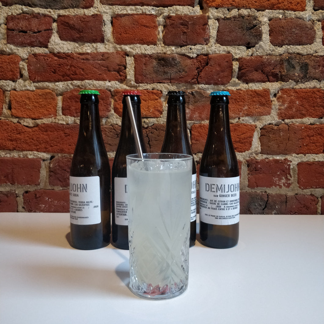 Natural Ginger Beer 4 x 33cl