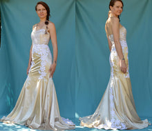 Load image into Gallery viewer, Trumpet wedding gown sewing pattern
