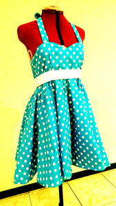 Easy as Pie Rockabilly dress Sewing Pattern