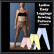 Load image into Gallery viewer, Get the look 008 sewing pattern pack