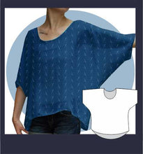 Load image into Gallery viewer, Get the look 005 sewing pattern pack