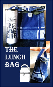 Easy Lunch Bag Sewing Pattern