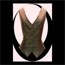 Load image into Gallery viewer, Angelique ladies waistcoat sewing pattern