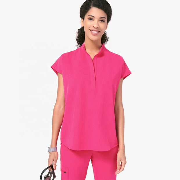 Custom Dental Nursing Scrubs Uniforms Set