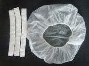 Non-Woven Bouffant Head cap for Clean Room