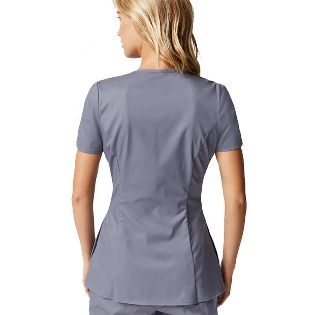 Tulip Top & classical pants medical scrubs spandex scrubs medical
