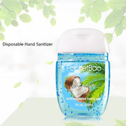 Outdoor Cleansing Fluid Travel Portable Mini Hand Sanitizer Disposable
