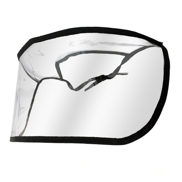 Adjustable Protective Anti Droplet Dust-proof Full Face Cover Mask Visor Shield